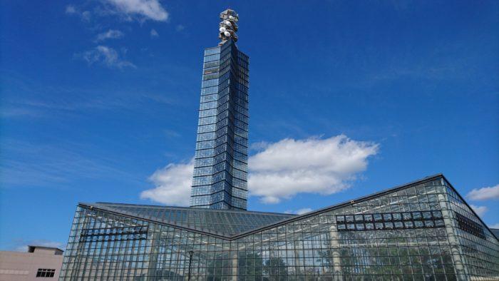 ポートタワー・セリオン(道の駅 あきた港)