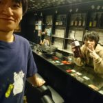 手品家ツイスター札幌店。Entertainer MIKIYA、keigo。ハムスターのTシャツ。栞子。マジックバー。すすきの。